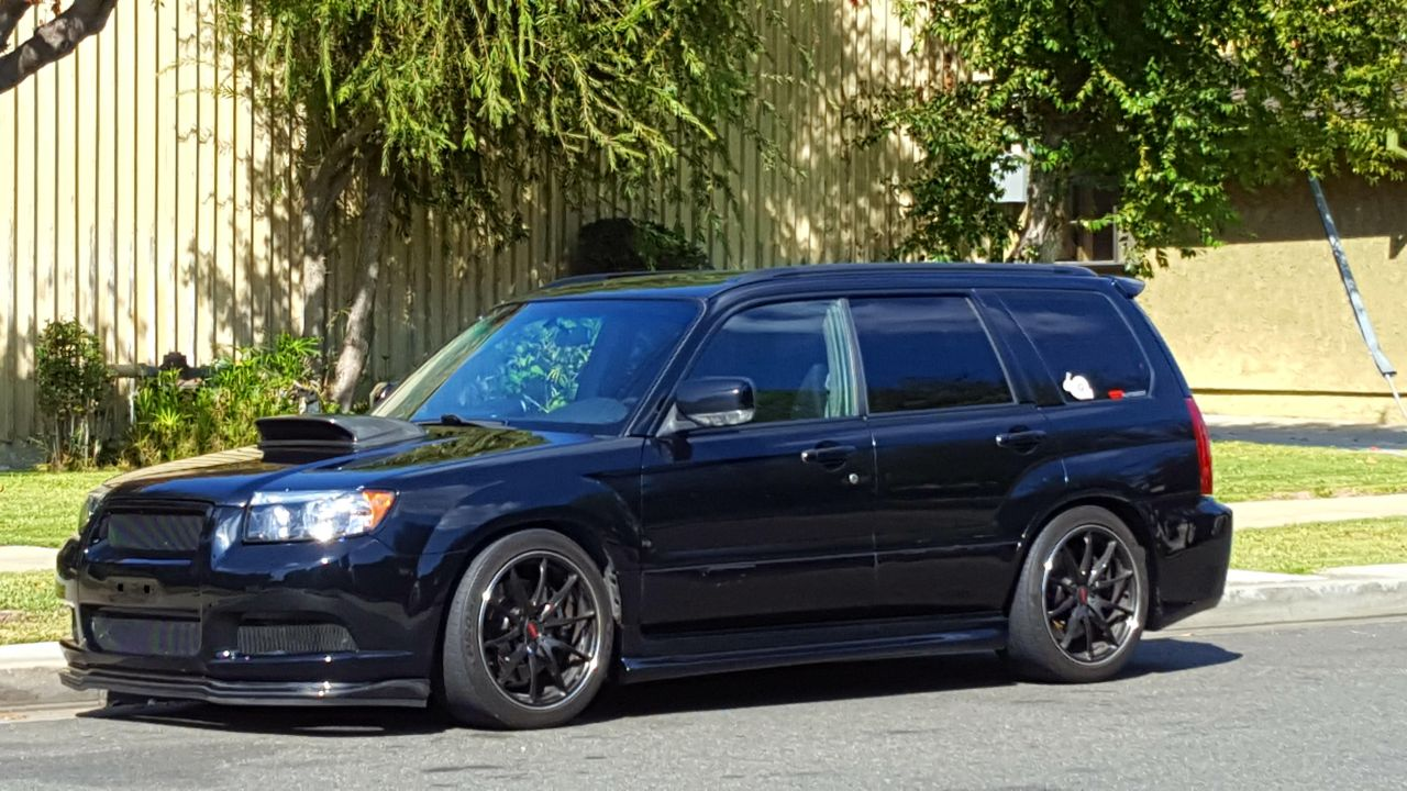 Jimmy Lee S 2007 Forester Xt Sports Subiefest