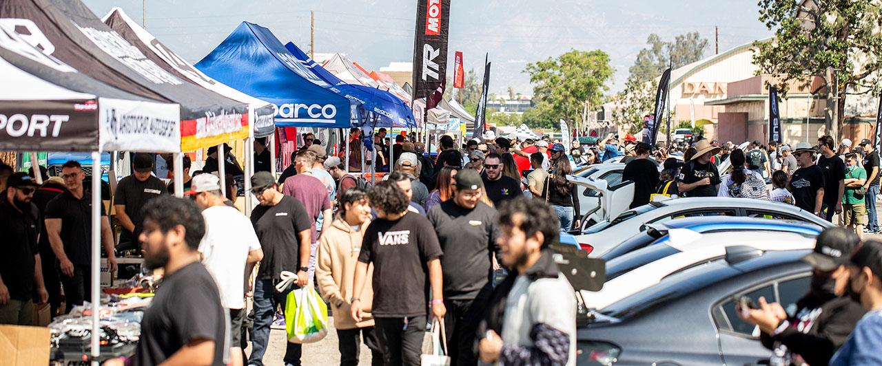 Californias AllSubaru Shootout And Showoff October - Subaru car show california