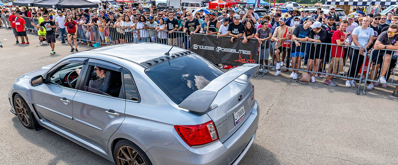 The Midwests AllSubaru Shootout And Showoff July - Subaru car show california