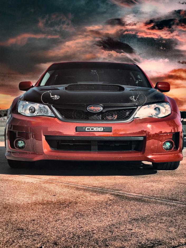 Lucas K's 2012 Impreza WRX Premium - Subiefest Midwest