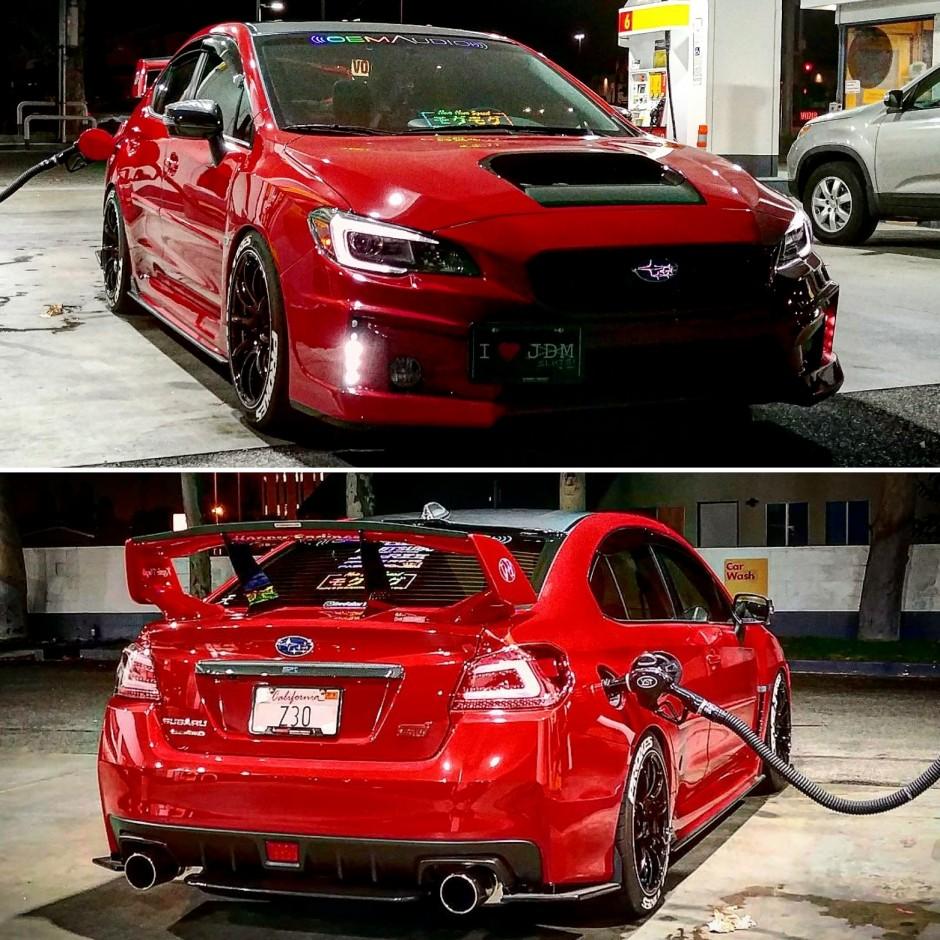 Frederick Ds 2015 Impreza Wrx Sti Limited Subiefest Carbon Fuse Box Cover Car Show Entry Best 15