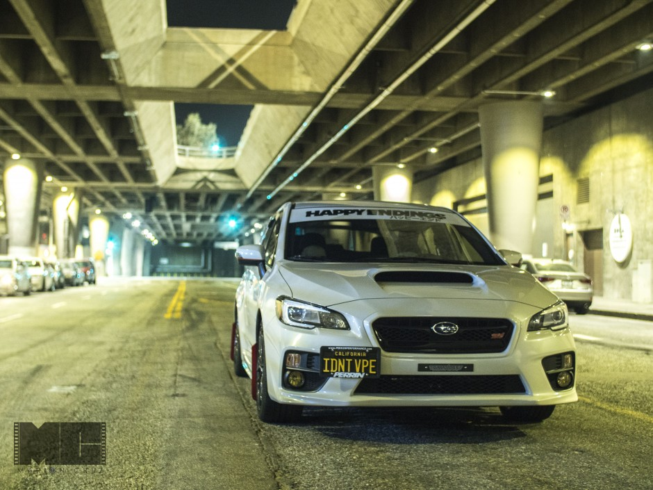Marion Lester Cruzs Impreza WRX STI Base Subiefest - Subaru car show california